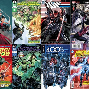 The Comic Source Podcast Episode 248 – 9 Panel Grid Recommended Reading