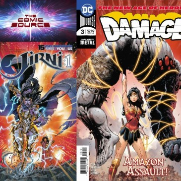The Comic Source Podcast Episode 263 – New Comics Wednesday March 21, 2018