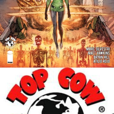 The Comic Source Podcast Episode 271 – Top Cow Thursday – Thoughts on CyberForce #1