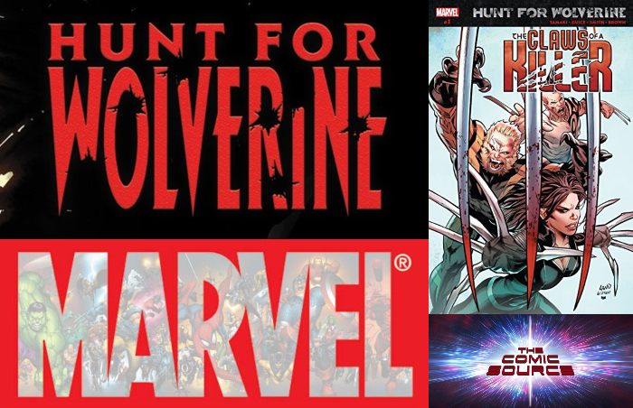 The Comic Source Podcast Episode 325 – Hunt for Wolverine: The Claws of the Killer #1