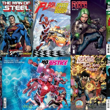 The Comic Source Podcast Episode 336 – New Comic Wednesday May 30, 2018