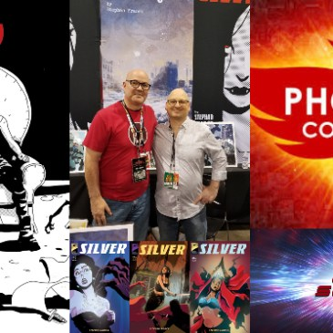 The Comic Source Podcast Episode 341 – Phoenix Files with Stephan Franck