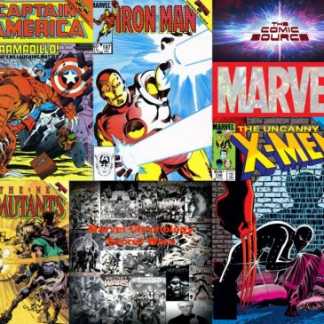 The Comic Source Podcast Episode 355 – Marvel Chronology: Secret Wars II #1 Crossovers