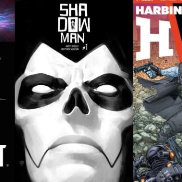 The Comic Source Podcast Episode 374 – Valiant Sunday: Shadowman Spotlight & Harbinger Wars II #2