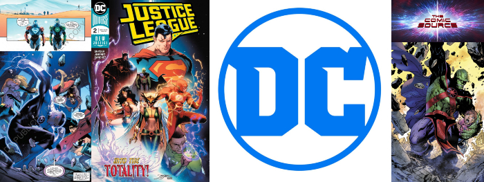 The Comic Source Podcast Episode 382 – Spotlight on Justice League #2