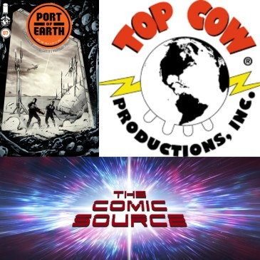 The Comic Source Podcast Episode 403 – Top Cow Thursday: Port of Earth #7