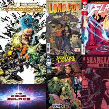 The Comic Source Podcast Episode 421 – New Comic Wednesday July 25, 2018