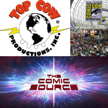 The Comic Source Podcast Episode 423 – Top Cow Thursday: SDCC 2018 Panel