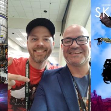 The Comic Source Podcast Episode 432 – San Diego Sound Bytes 2018: Joe Henderson