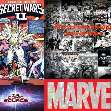 The Comic Source Episode 456 – Marvel Chronology: Secret Wars II # 6