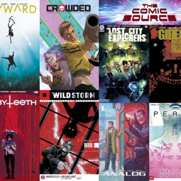 The Comic Source Episode 462 – New Comic Wednesday August 15, 2018