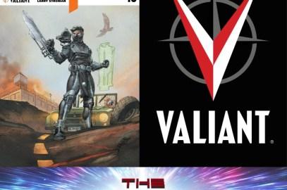 The Comic Source Podcast Episode 466 – Valiant Sunday: Ninja-K #10