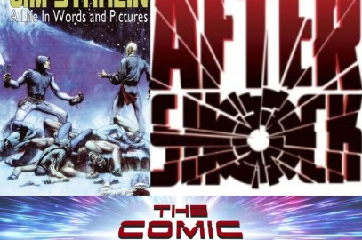 The Comic Source Podcast Episode 468 – AfterShock Monday: Recent & Upcoming AfterShock Releases & The Art of Jim Starlin