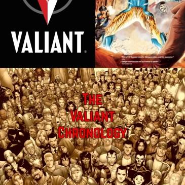The Comic Source Podcast Episode 475 – Valiant Sunday: Chronology – X-O Manowar #4