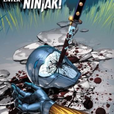 The Comic Source Podcast Episode 484 – Valiant Sunday: Chronology X-O Manowar #5