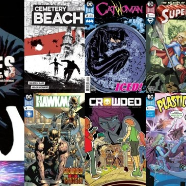The Comic Source Podcast Episode 498 – New Comic Wednesday September 12, 2018