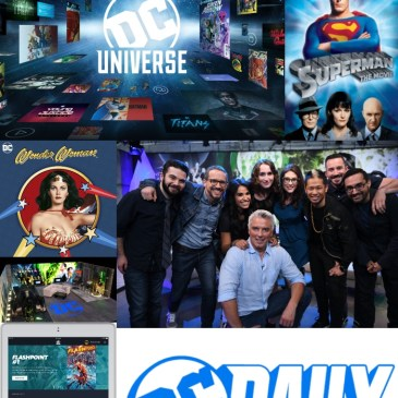 The Comic Source Podcast Episode 500 – DC Universe Spotlight