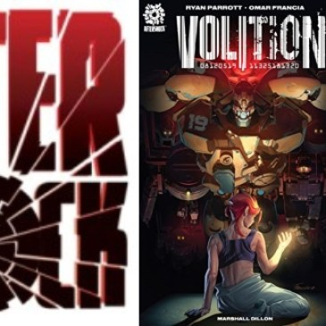 The Comic Source Podcast Episode 507 – AfterShock Monday: Volition #2 & Hot Lunch Special #2