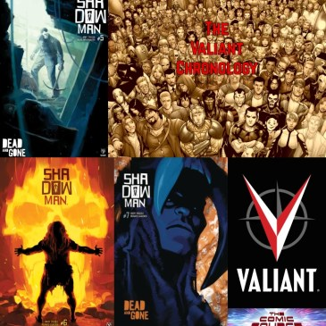 The Comic Source Podcast Episode 514 – Valiant Sunday: Shadowman #5-7