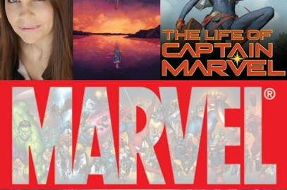 The Comic Source Podcast Episode 548 – A Conversation with Margaret Stohl