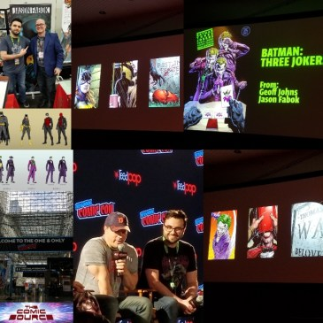 The Comic Source Podcast Episode 554 – A Chat with Jason Fabok NYCC 2018