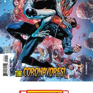 The Comic Source Podcast Episode 555 – Spotlight on Justice League #9