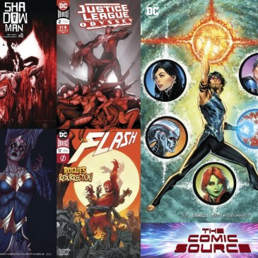 The Comic Source Podcast Episode 563 – New Comic Wednesday Oct 24. 2018