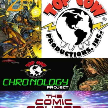 The Comic Source Podcast Episode 564 – Top Cow Thursday: Chronology 65 – Devil's Reign Interlude: Weapon Zero #10