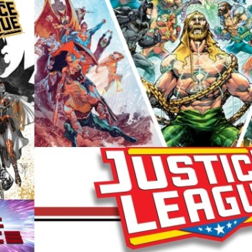 The Comic Source Podcast Episode 566 – Spotlight on Justice League #10