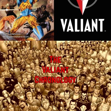 The Comic Source Podcast Episode 569 – Valiant Sunday: Chronology – X-O Manowar #8