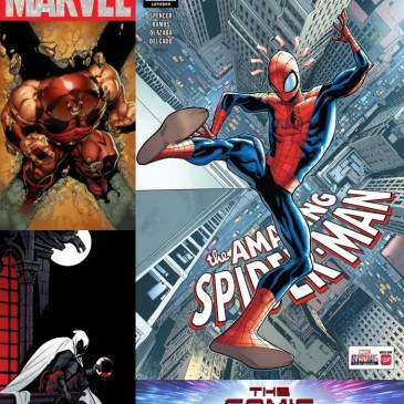The Comic Source Podcast Episode 572 – Marvel Monday: Titles for October 24, 2018