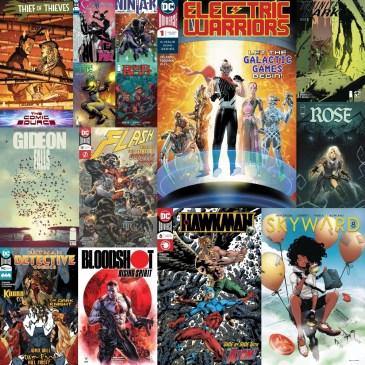 The Comic Source Podcast Episode 593 – New Cokmics Wednesday November 14, 2018