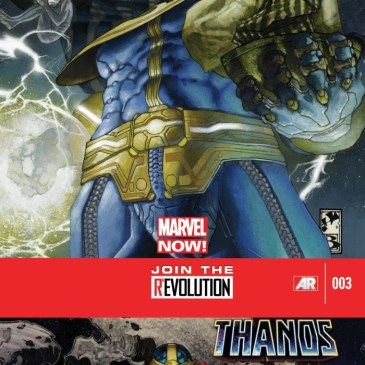 The Comic Source Podcast Episode 606 – Marvel Chronology – Thanos Rising #3