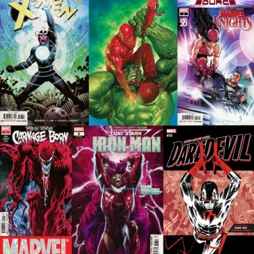 The Comic Source Podcast Episode 610 – Marvel Monday: Titles for November 21, 2018