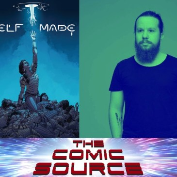 The Comic Source Podcast Episode 621 – Self-Made Spotlight with Mat Groom