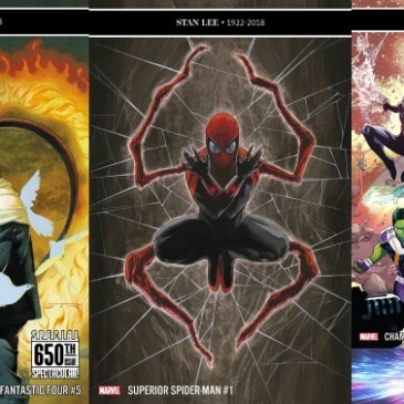 The Comic Source Podcast Episode 651 – New Comic Wednesday December 26, 2018