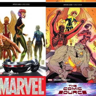 Uncanny X-Men #7 & Exterminated #5 Spotlight – The Comic Source Podcast Episode #659