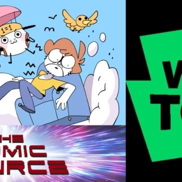 Bluechair Spotlight with Shen – Webtoon Wednesday: The Comic Source Podcast Episode #681