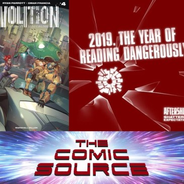Volition – AfterShock Monday: The Comic Source Podcast Episode #698