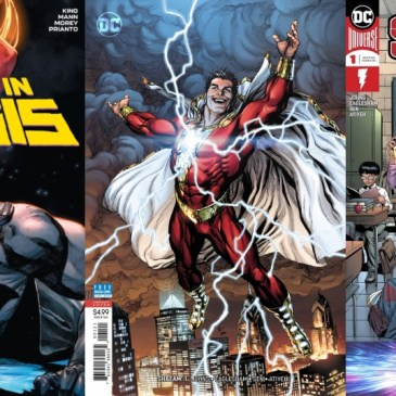 Heroes in Crisis #2 & Shazam #1: The Comic Source Podcast Episode #663