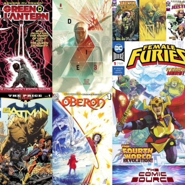 New Comic Wednesday February 6, 2019: The Comic Source Podcast Episode #712