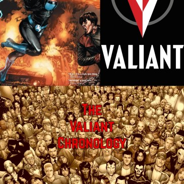 Valiant Sunday Chronology – Harbinger #8: The Comic Source Podcast Episode #726