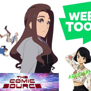 Webtoon Wednesday – Luff with Arechan: The Comic Source Podcast Episode #793