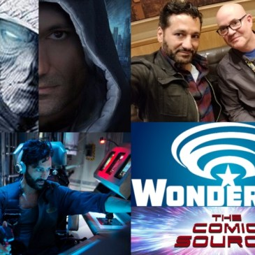 Wondercon Special with Cas Anvar: The Comic Source Podcast Episode #796