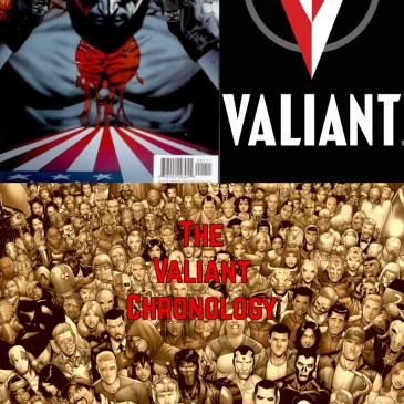 Valiant Sunday – Chronology: Bloodshot #1: The Comic Source Podcast Episode #797