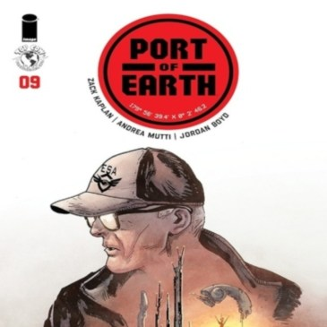 Top Cow Thursday – Port of Earth Returns with Zack Kaplan: The Comic Source Podcast Episode #806