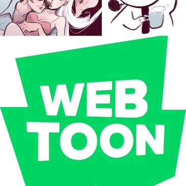 WEBTOON Wednesday – Edith with Swansgarden: The Comic Source Podcast Episode #865