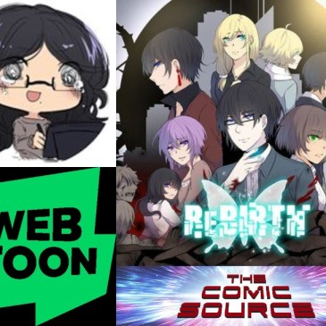 WEBTOON Wednesday – Rebirth with Michi: The Comic Source Podcast Episode 915