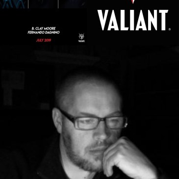 Killers with B. Clay Moore – Valiant Sunday: The Comic Source Podcast Episode 919