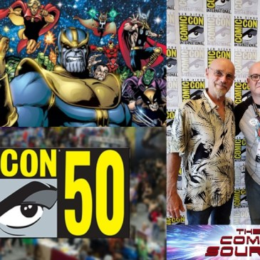San Diego Sound Bytes with Jim Starlin: The Comic Source Podcast